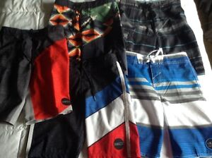 Boys size 6/7 O'Neill Broadshorts Kids 15.00 each or All for $50