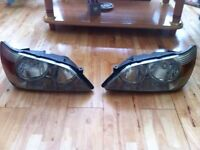 Lexus is200 headlight x2 headlamp light lamp pair 98-05 breaking spares is 200 can post