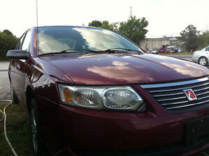 2005 Saturn ION Base Sedan