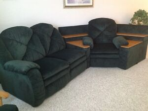 Recliner and Love seat
