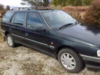 Peugeot 405 GLX TD Estate 1996