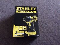 Stanley Impact driver body only. Brand NEW