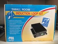 Induction loop system (never used)