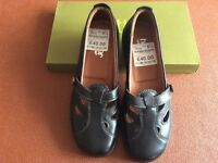 Ladies Hotter Nirvana Nirva shoes size 6.5 New unworn