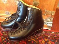 Risport ice skate boots size 6