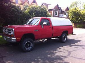 1989 Dodge Ram Pickup
