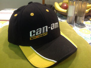 NEW  Never Worn Genuine Can-Am Spyder Hat