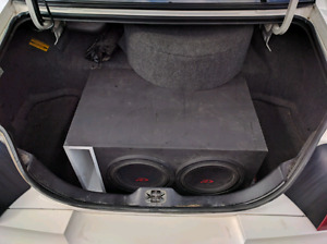 Sub set up 2000 rms amp