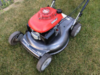 Honda HRS-216, 21 in. Single Speed Self-Propelled Mower