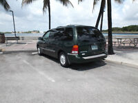1999 Ford Windstar Tissus VUS