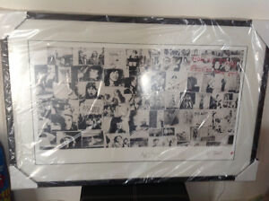 "Rolling Stones Framed ""Exile on Main Street"" Numbered Lithograph Oakville / Halton Region Toronto (GTA) image 1"