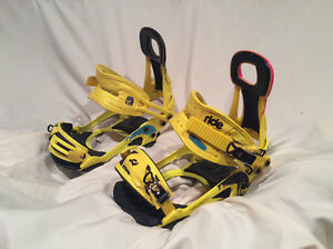 Ride Beta Movement Bindings, size 10-13, $200 OBO