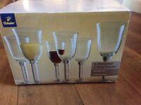 Wine glasses - Box of 6
