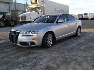 2011 Audi A6 Premium S-Line Sedan