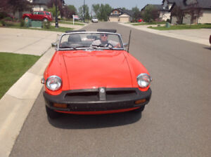 1979 MGB Must Sell Leaving Country $12,000 or best offer