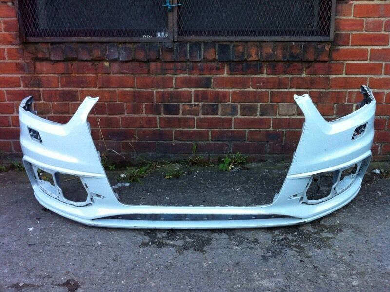 Audi Q3 s line 2013 2014 2015 genuine front bumper for sale