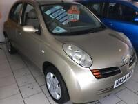 2004 NISSAN MICRA 1.4 SE Auto