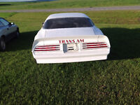 Pontiac Trans Am , Fast Swap /Trade /Snowmobile /Mopar/