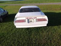 Pontiac Trans Am , Fast Swap /Trade /Snowmobile /Mopar/