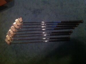 Brand New Warrior Golf Irons For Sale