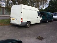 Ford transit 280 mot till March 2006 starts drives perfect
