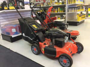 ARIENS MOWER CLEARANCE SALE-RECEIVE ANOTHER $50.00 PRINTING AD