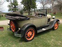 1928 Phaeton Ford Model A