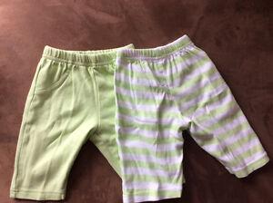 Carters pants size 3 months