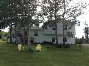 Beautiful Home on Large Lot in The Town of Boyd's Cove!