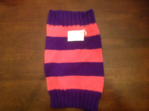 Hand Knitted Dog Sweaters Size - Extra Large