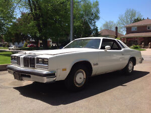 original 1976 cutlass