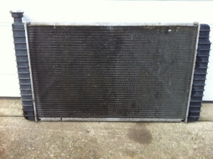 Radiator (made in 1996) - 1990 Chevy 1500. 2 wheel drive. Auto