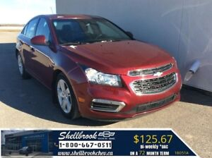 2015 Chevrolet Cruze Diesel - REMOTE START, SUNROOF - $125.67BW!