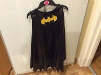 Rubies Batgirl costume age 9-10