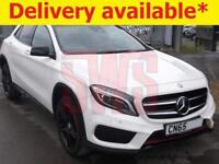 2015 Mercedes-Benz GLA250 4MAT AMG Line PRE 2.0 DAMAGED REPAIRABLE SALVAGE