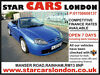 2002 MG TF 1.8L 135 [SERVICE HISTORY][HPI CLEAR][MOT HISTORY][PART EX WELCOME]  Rainham