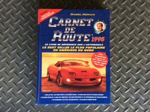 Carnet de route 1995