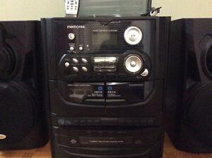 Memorex Stereo 3CD