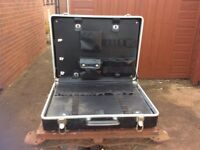 Old Used Tool Briefcase made by Topper Cases