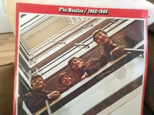 BEATLES Record 1962-1966
