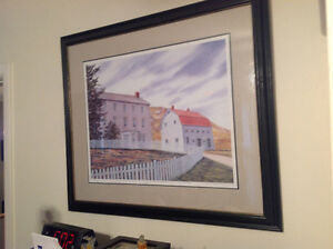 Historic Lester garland house limited print