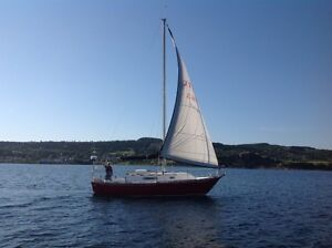C&C 27' Sailboat For Sale