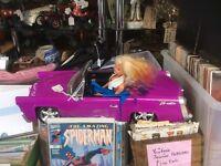 Brats dolls and car