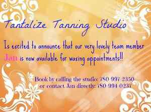 Waxing at Tantalize Tanning Salon Strathcona County Edmonton Area image 1