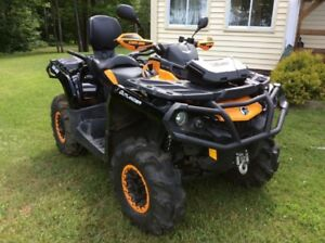 BOMBARDIER CAN-AM OUTLANDER 1000 XT-P 2015