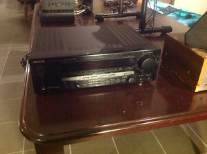 NEW PRICE!!!Selling a Kenwood audio video receiver