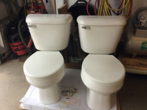 2 Mansfield Toilets