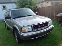 2002 GMC Jimmy SLS SUV, Crossover