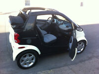 ★★ Smart Fortwo 2005 Cabriolet 124 000 KM  ★★EXTRA PROPRE  ★★