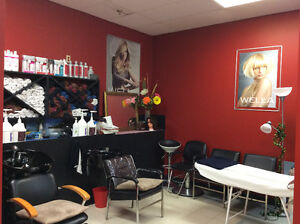 URGENT! Salon for Sale - a bargain buy to start your own salon London Ontario image 4